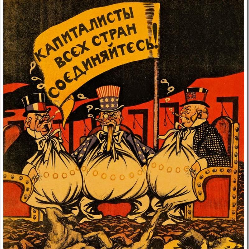 15  cartazes revolucionários da União Soviética