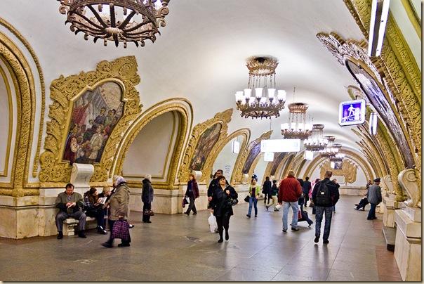 24 stations de métro stupéfiantes (16)