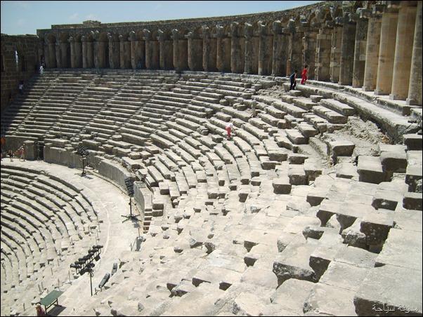 مسرح اسبندوس في تركيا