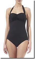 Seafolly black swimsuit