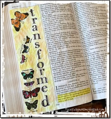 Bible Art Journaling Rom 12-2