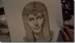 The Mummy Drawing of Ananka