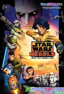 Chiến Tranh Giữa Các Vì Sao: Những Kẻ Nổi Loạn - Star Wars Rebels :Phần 1