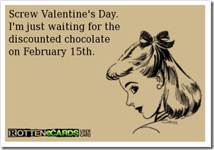 screw Valentines Day