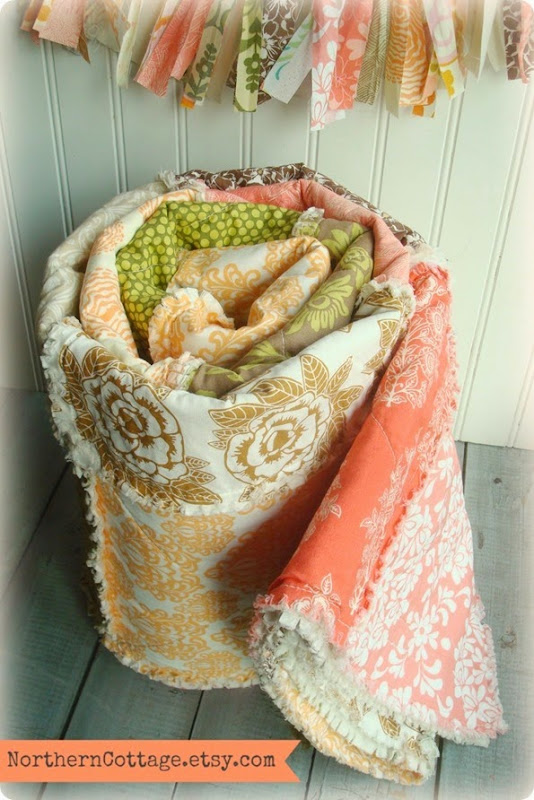 {NorthernCottage} pretty quilt