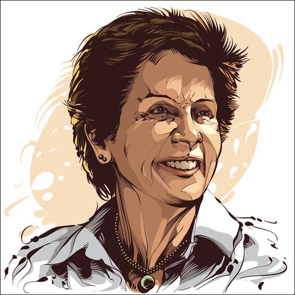Maria Esther Bueno – Le plus grand nombre de victoire du tennis féminin Brésilien