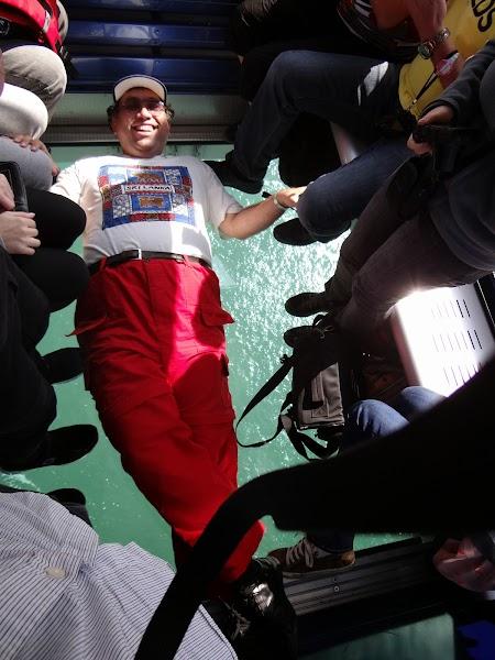 Imagini Lantau: Teleferic cu fund de sticla