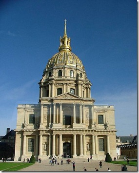 LES INVALIDES PARIS