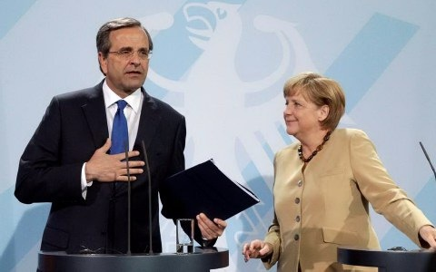 ΣΥΡΙΖΑ: Ο κ. Σαμαράς χάρισε 2 δισ. ευρώ στην κυρία Άνγκελα Μέρκελ