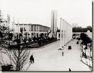 Exposition universelle de paris : L'entrée porte Dorée