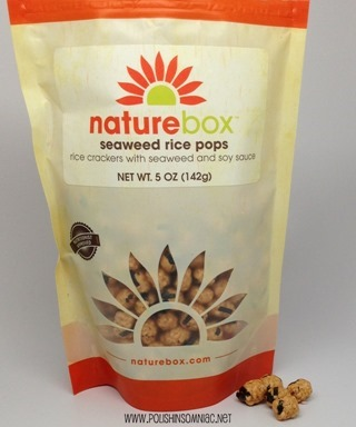 NatureBox Seaweed Rice Pops