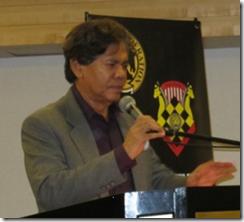 Tan Sri Ramli Ngah Talib, MCF President