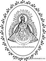 uestra senora del santo rosario, 12 1
