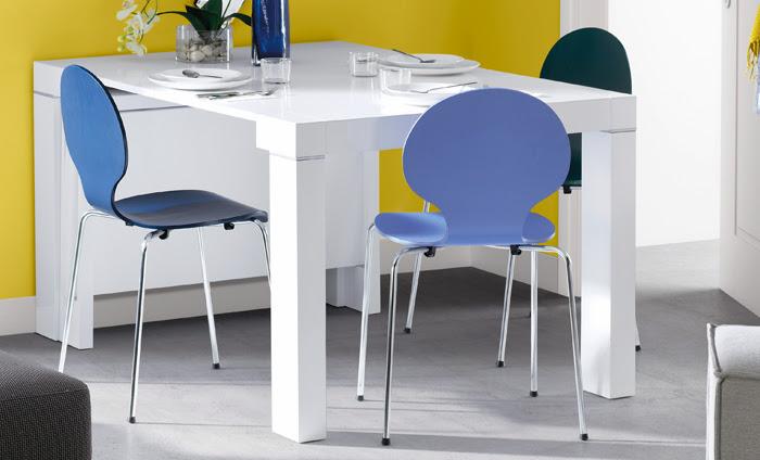 Mesas extensibles para el comedor una soluci n muy for Mesas de comedor para 12 personas