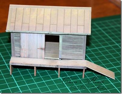 siding shed