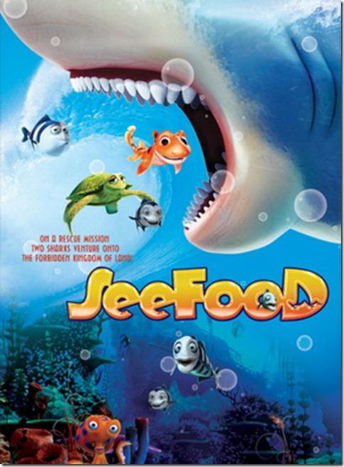 SeeFood ซีฟู้ด คู่หูป่วนมหาสมุทร [HD Master]