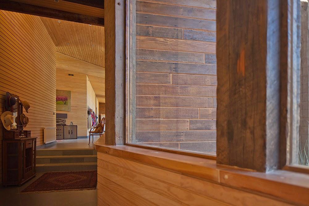 Ambientes casa corcolenda for Casa moderna lecheria