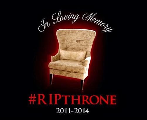 trono victoria
