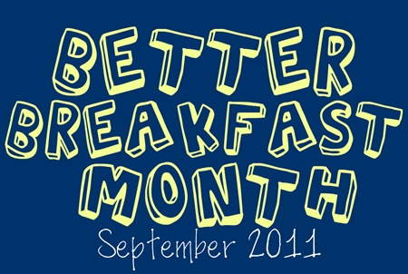 better breakfast month