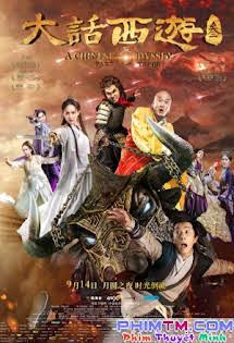 Đại Thoại Tây Du:Phần 3 - A Chinese Odyssey: Part Three Tập HD 1080p Full