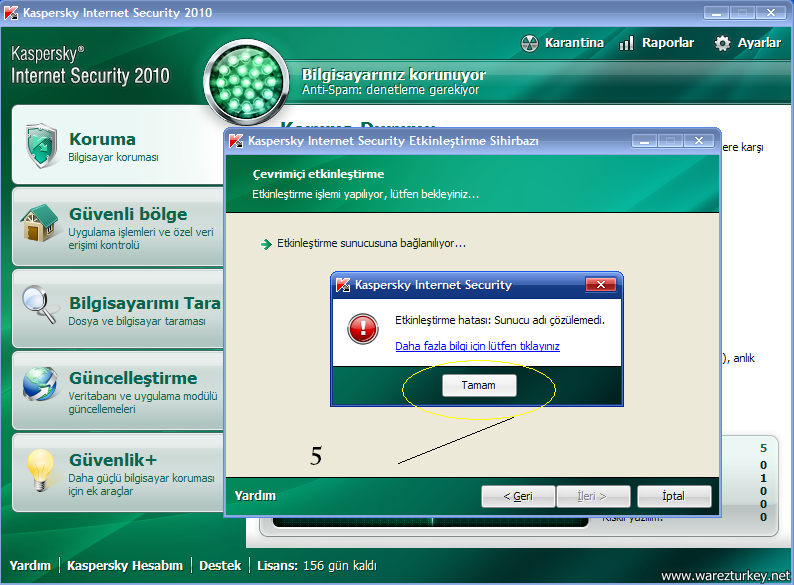 Kaspersky internet security 2013 key warezturkey.