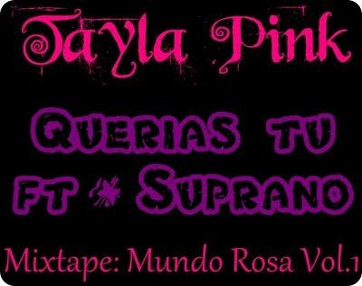 Qerias tu- Tayla Pink