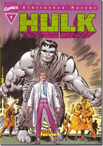 2012-04-01 - Biblioteca Marvel Hulk