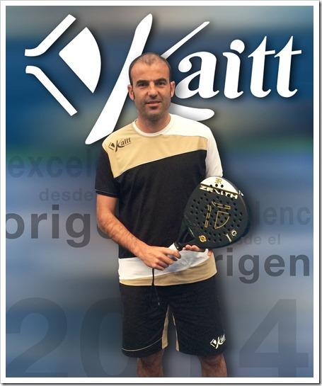 Willy Lahoz ficha por la firma KAIIT Excellence para las próximas 3 temporadas.