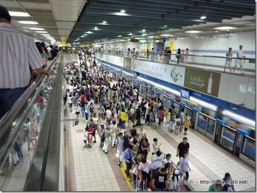 內湖線捷運初體驗‧大直站&劍南路站1