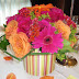 Cerise & orange table design.JPG