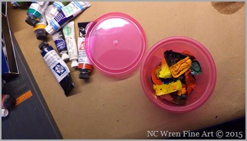 pigment, watercolor, palette, hoarder, ncwren, pigment hoarder
