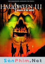 Halloween 3: Thời Đại Của Phù Thủy