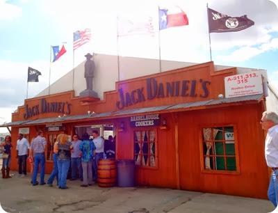 jack daniel's tent