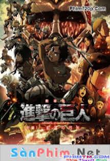 Cuộc Chiến Người Khổng Lồ -  Attack On Titan Crimson Bow And Arrow  Tập 1080p Full HD