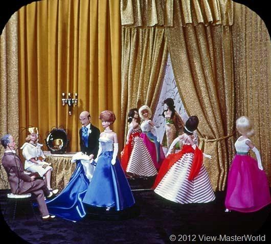 View-Master Barbies Around the World Trip (B500), Scene 6