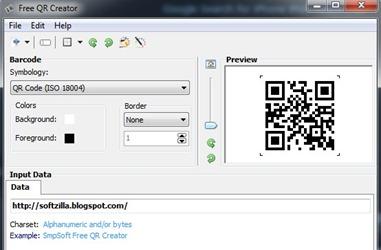 Freeware Qr Code Generator Software