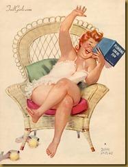 hilda reading