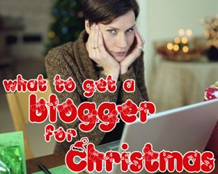 blogger christmas gift ideas