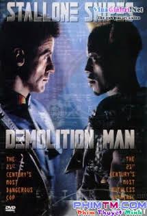 Kẻ Phá Hủy - Demolition Man