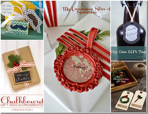 5 DIY Gift Tags