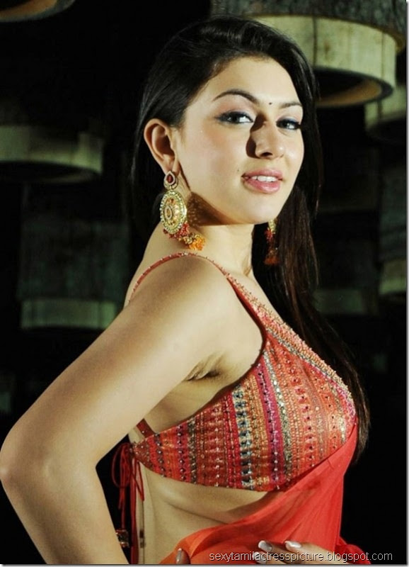 hansika_motwani_hot_side_boobs