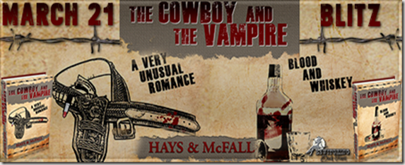 The Cowboy and the Vampire Banner 450 x 169