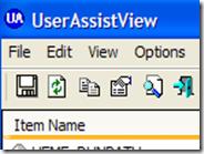 Vedere gli ultimi programmi usati su Windows con UserAssistView