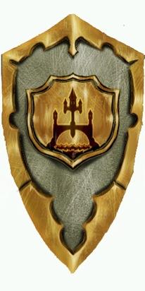 Escudo de Gludio en Lirein, Lineage II