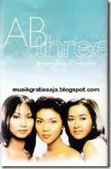 AB Three - Nyanyian Cintamu 1999