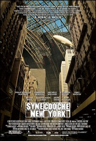 Synedoche New York poster