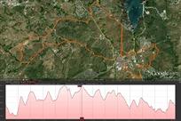 XXI Marcha de Valdemorillo 2012 ruta corta