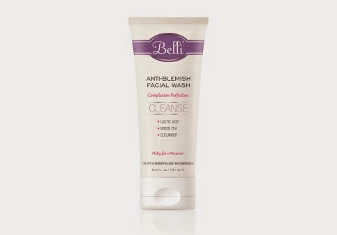 Belli-Anti Blemish Facial Wash-Tube-792734300265