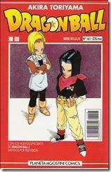 P00150 - Dragon Ball Nº161 por Mer