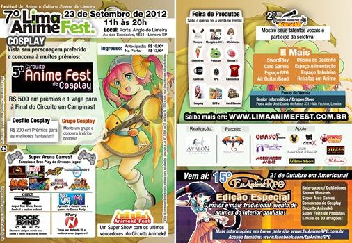 SP - 7º Lima Anime Fest